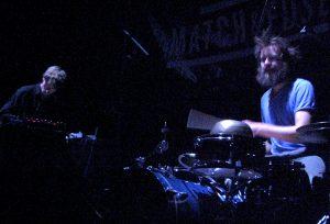 Dan Nicholls with Julian Sartorius