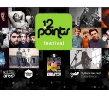 12 Points Festival in September (IE)
